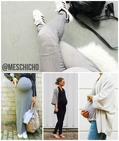 moda-gestante-jovem-descolada Maternity Fashion, Maternity Style, Pregnancy Outfits, Boho, Suits, Wellness, Instagram, Casual, Maternity Styles