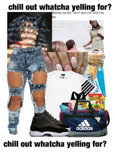 """School"" by onfleeklover21 ❤ liked on Polyvore"