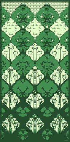 """""""Escher"""" by Drew Wise"""