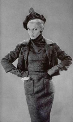 1955 - Christian Dior suit