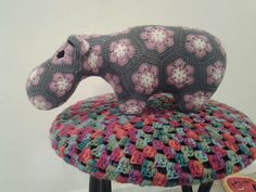 Ravelry: ilikecake33477's Happypotamus The Happy Hippo Crochet Pattern