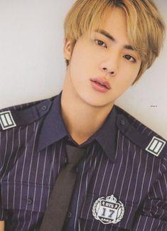 Jin - world wide handsome Bts Jin, Jimin, Bts Bangtan Boy, Bts Boys, Jhope, Seokjin, Namjoon, Taehyung, Park Ji Min
