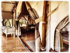 AFAR.com Highlight: Where the Kenyans Safari by Marcy Mendelson >> How to glam your safari adventure