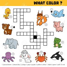Imagen relacionada Crossword, Green Colors, Green And Grey, Worksheets, Diagram, Stock Illustrations, Exercises, Primary Colors, Animales