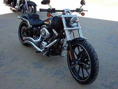 2014 Harley-Davidson FXSB Softail Breakout - Northbridge, MA   #3405641870 Oncedriven