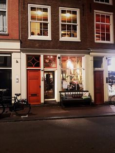 Check out my favorite spots for a tasty dinner in the city where they treat farmers as heroes Amsterdam Food, Farmers, Fork, Tasty, Canning, Dinner, Check, Travel, Dining