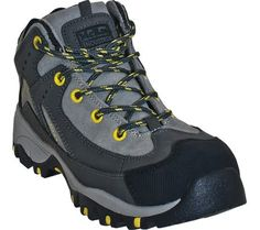 Mcrae Industrial Men's Mid-Height Hiker Work Boot Steel Toe - Mr41308 ** For more information, visit now : Hiking boots