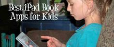 huge list of ipad book apps for kids