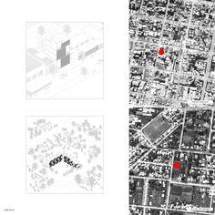 Se busca crear un sistema de viviendas de densidad media que responda al crecimiento de la ciudad, donde convivan los beneficios de la vivienda urbana tradicional con la necesidad de la vivienda en altura como respuesta al elevado costo de la tierra.
