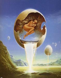 birth, birth, rebirth