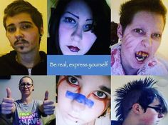 Dont let anyone tell you that your fake! #expression #expressyourself #expressyourselfie #makeup #eyebrows #eyeshadow #girl #alternative #sfxmakeup #bravetheshave #werewolf #halloween #costumes #DIY #polymorph #paint #fakenails #haunters #hybrid #follow4follow #followme #followers #scary #sfx #dentures #teeth #fangs #warewolfshorrormakeup #werewolf #werewolves #facepaint #costumes by xwarewolf16x_ Our Dentures Page: http://www.lagunavistadental.com/services/general-dentistry/dentures/ Other…