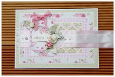 Visual Tutorial  -/ attaching ribbon, creating sentiment,  layering.   AрлеН-House: Проект Сов.А:-)
