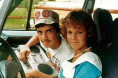 #real #80s #people #teen #couple