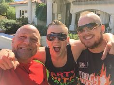 Happy 24th Birthday to my amazing son Gregory who is wearing his Tough Mudder shirt which was a blast!
