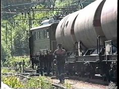 Rjukanbanen, den siste ordinære turen, 4. juli 1991. Den, The Originals