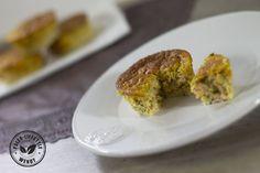 Hartige zalmcakejes met zoete aardappel