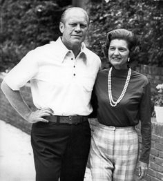 File photo of Gerald and Betty Ford, undated (ca.