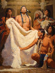 david mann ols west painter - Google Search