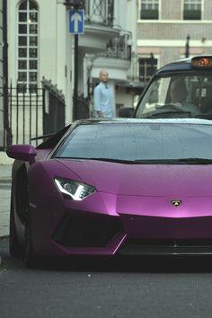lamborghini aventador purple stuffluxury sports carslamborghini