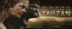 Watch Online HD movie Best Steaming Online on Movies 4u The Legend of Tarzan (2016)
