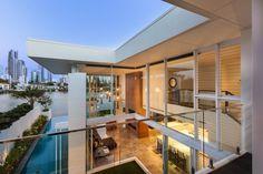 Arquitetura Contemporânea com Piscina - Promenade Residence - Livre Vida