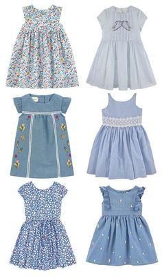 A Little Bohemian Girl: Spring & Summer Part 1 Wecome to Part One!Oh little dresses. Little Dresses, Little Girl Dresses, Nice Dresses, Casual Dresses, Girls Dresses, Summer Dresses, Dress Outfits, Little Girls, Fashion Dresses