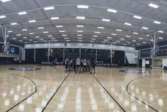 First Nets Practice at HSS Training Center