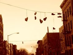 Greenpoint shoes phenomenology by jUSTINYC, via Flickr