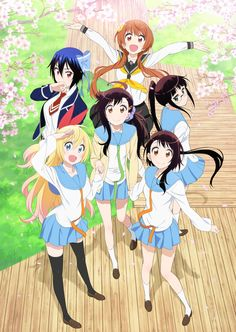 "TV Anime ""Nisekoi:"" official site"