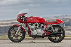 Racing Cafè: MV Agusta 750 S 1975 by Willie DeWitt