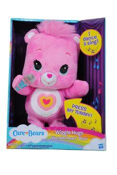FireflyBuys.com - Care Bears Wiggle Hugs Wonderheart Bear, $17.98 (http://www.fireflybuys.com/shop-all/toys-games/plush-toys/care-bears-wiggle-hugs-wonderheart-bear/)