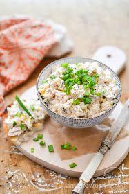 Anyżkowo: Sałatka z tuńczykiem z ryżem i serem żółtym Potato Salad, Mashed Potatoes, Food And Drink, Ethnic Recipes, Anna, Whipped Potatoes, Smash Potatoes