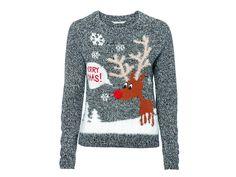 Gwiazdkowy must-have: sweter ze świątecznym motywem Christmas Sweaters, Fashion, Moda, Fashion Styles, Christmas Jumper Dress, Christmas Jumpers, Fashion Illustrations, Fashion Models, Tacky Sweater