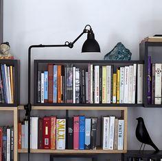 haus london Lampe Gras 226 Bookshelf Lamp by Bernard-Albin Gras