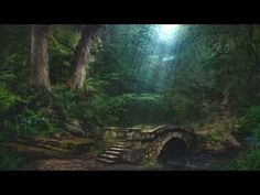 Forest Creek Sounds | 3 Hours | Sleep, Relax, Focus or Meditation - YouTube