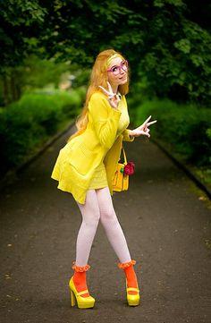 Honey Lemon, Usagi Tsukino Cosplay