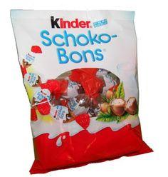 Schoko-Bons. It's so delicious... :p