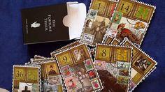 """""""Post Marks - Lenormand Divination Tarot Cards"""": unboxing e comentário"""