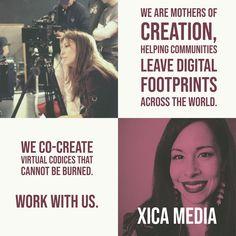Digital Footprint, Digital Strategy, Call Backs, Social Justice, Burns, Multimedia, Organizing, Healing, Artists