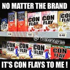 Con Flay.