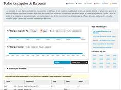 Buscador de papeles de Bárcenas [El País] http://elpais.com/especiales/2013/caso_barcenas/todos_los_papeles.html