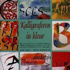 Kalligraferen in kleur - Mary Noble & Adrian Waddington