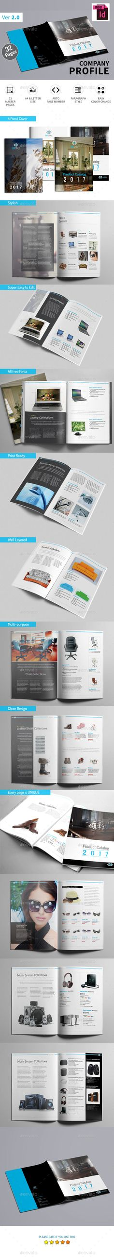 Multipurpose Catalog — InDesign INDD #unique #indesign • Available here → https://graphicriver.net/item/multipurpose-catalog/18753362?ref=pxcr