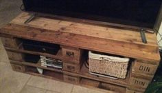 Pallet Furniture DIY - Recycled Pallets Projects Ideas & Plans - Part 2
