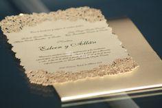 Invitaciones para una boda vintage - bodas.com.mx