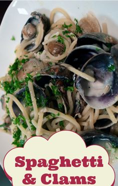 'Pitch Perfect 2′ star Brittany Snow made a Spaghetti and Clams Foil Pack recipe with Clinton Kelly on The Chew. http://www.foodus.com/the-chew-clinton-kelly-spaghetti-and-clams-foil-pack-recipe/