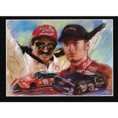 Dale Earnhardt & Dale Earnhardt, Jr