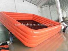 6*6*1.2m commercial inflatable swimming pool for sale