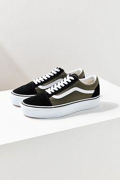 Vans Old Skool Platform Sneaker 53f2839ba