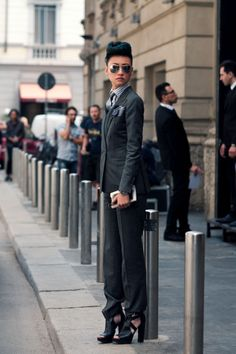 ESTHER QUEK Group Fashion Director, The Rake, Revolution, and La Femme http://www.therakeonline.com